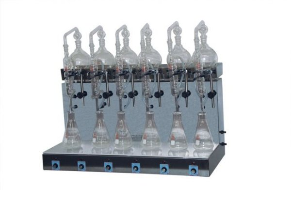 Destilador de Nitrogênio Amoniacal