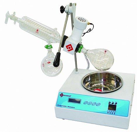 Evaporador Rotativo Microprocessado