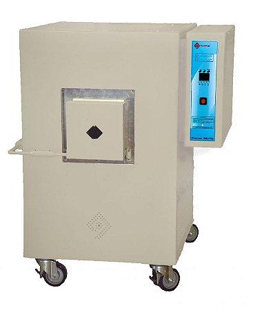 Forno Mufla Microprocessado 1400°C