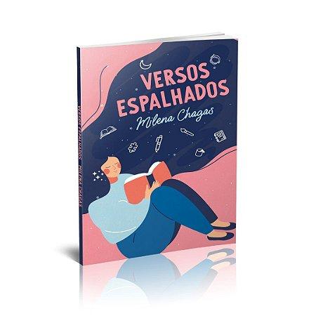Livro: Versos Espalhados - Milena Chagas