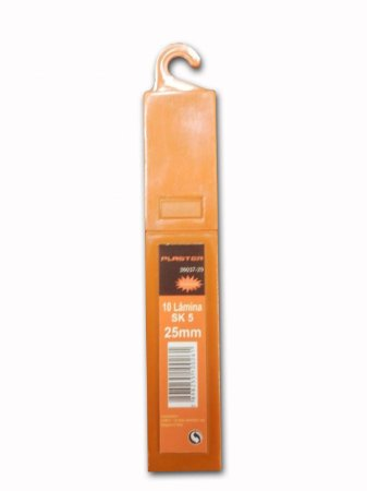 Lâminas para Estilete 25mm - Plaster