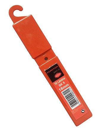 Lâminas para Estilete 18mm - Plaster