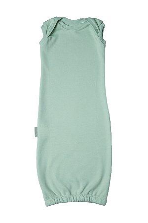 Primeiro Pijama - Regata Liso Verde