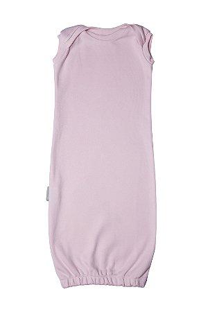 Primeiro Pijama - Regata Liso Rosa