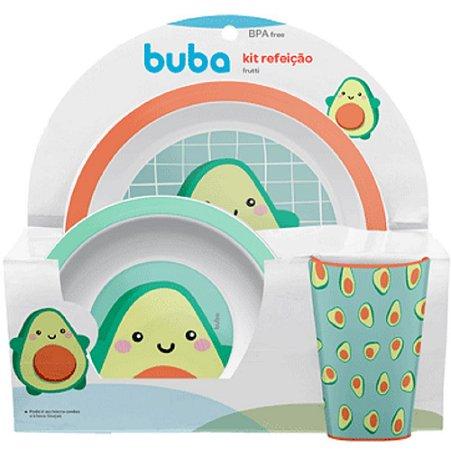 Kit Refeição Fruitti - Avocado buba