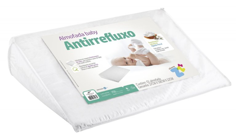 Travesseiro Rampa Terapêutica Infantil Pequena - Fibrasca