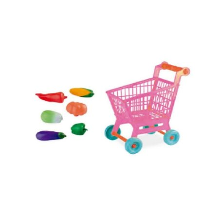 Carrinho De Feira Com Legumes- Zoop Toys