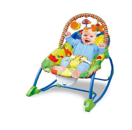 Cadeira Conforto  Zp00742 - Zoop Toys Nome do desenho:Liso;Cor:Colorido