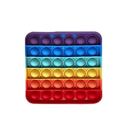 Pura Diversão – Pop Fun – Quadrado Arco Iris