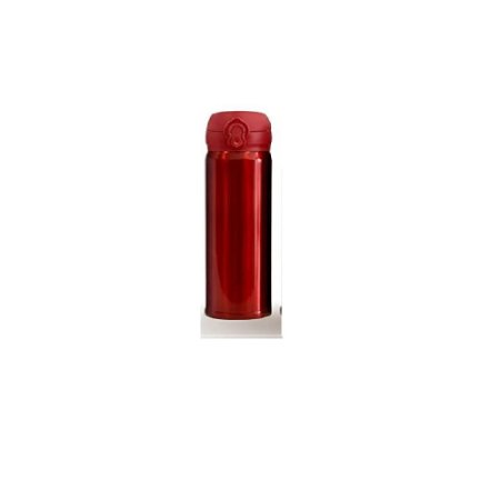 Garrafa Inox 500ML Vermelha - Wincy