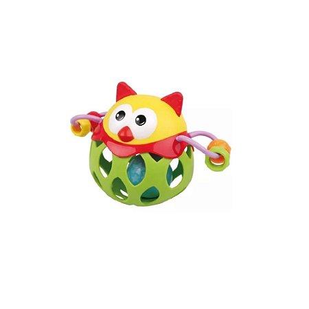 Bichinho Bola - Coruja - Zoop Toys