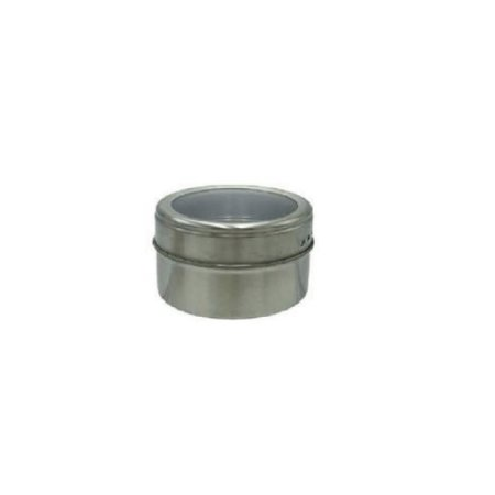 Kit Porta Condimento De Inox 6 Unidades - Interponte