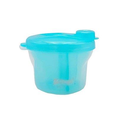 Pote Dosador para Leite Azul - Zoop Baby