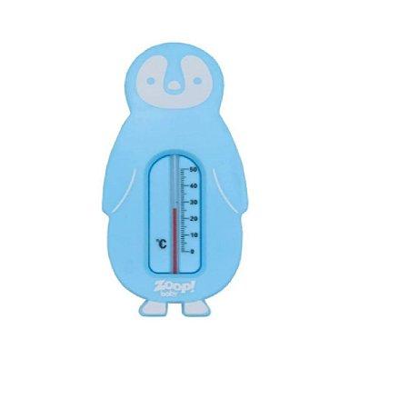 Termômetro de Banho Pinguim 15cm - Zoop Baby