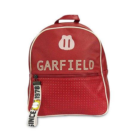 Mochila Garfield Vermelha GF12004VM