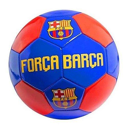Bola de Futebol nº 5 Força Barça Barcelona -Futebol e Magia