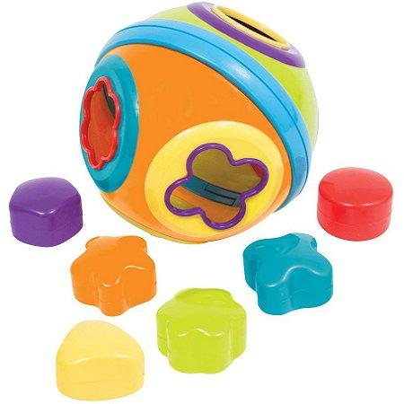 Bola Formas de encaixe baby - buba