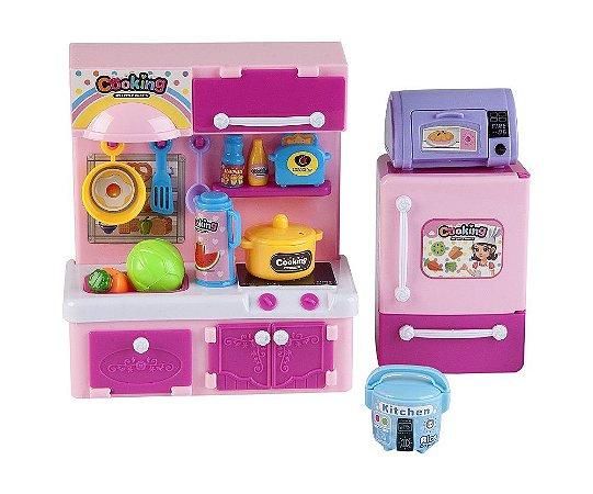 Kit Cozinha Mestre Cuca Zoop Toys