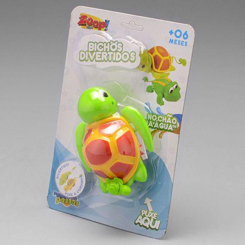 Bichos Divertidos - Tartaruga - Zoop Toys