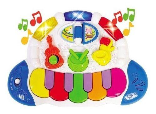 Tecladinho Musical Bandinha Show - Zoop Toys