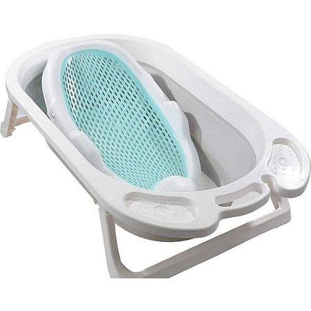 Assento de Banheira Baby Verde
