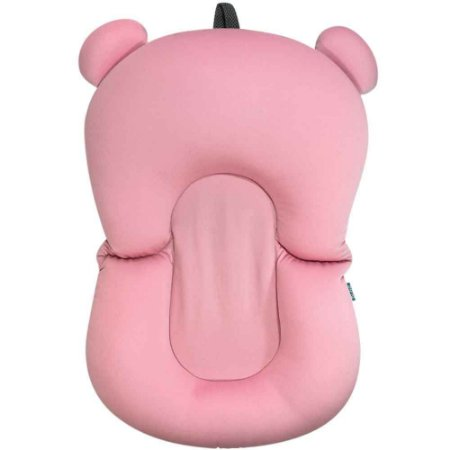 Almofada banho baby rosa - Buba