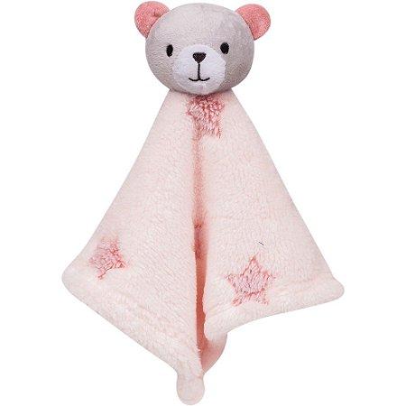 Naninha ursinho estrelinha rosa - buba