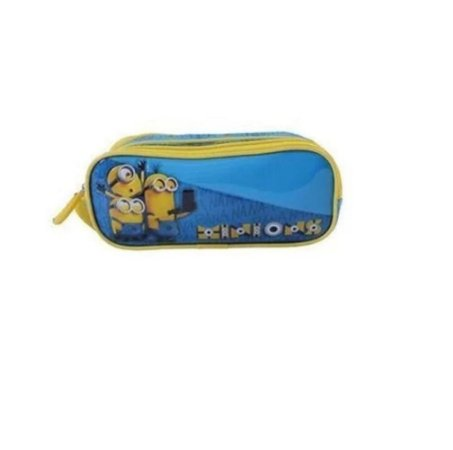 Estojo Minions Azul MN2277F