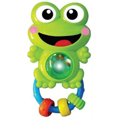 Amigo Chocalho Sapo com Luz - Zoop Toys