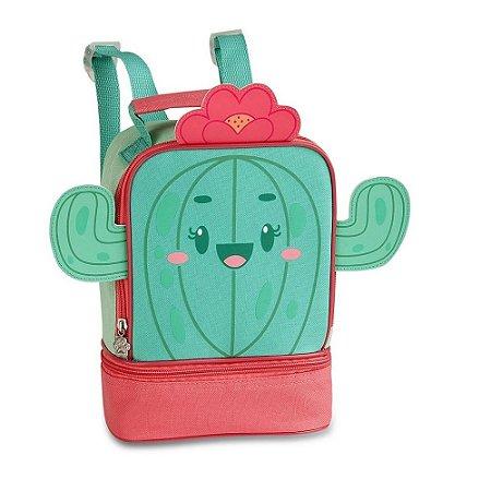 Lancheira Cactus Zoo Clio Pets Cp2095