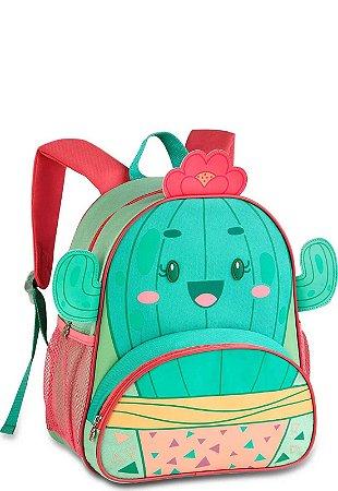 Mochila  Infantil Clio Pets-Cacto