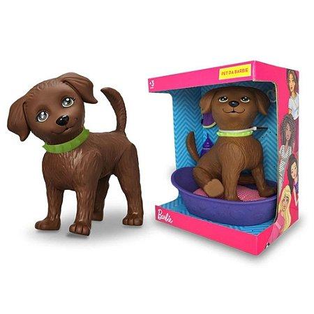 Pet da Barbie Dj Cachorrinho Rookie - Pupee