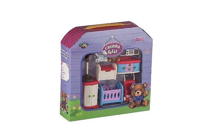 Miniaturas Happy Family Cozinha - Zoop Toys