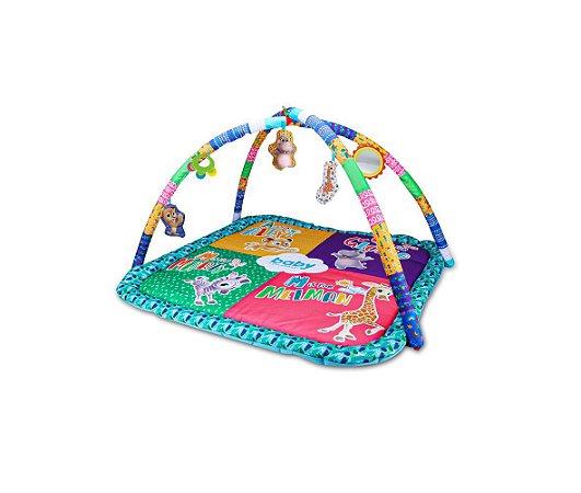 Centro de Atividades Madagascar DreamWorks - Zoop Toys