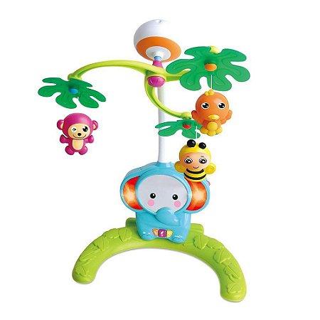 Móbile elefantinho - Zoop Toys