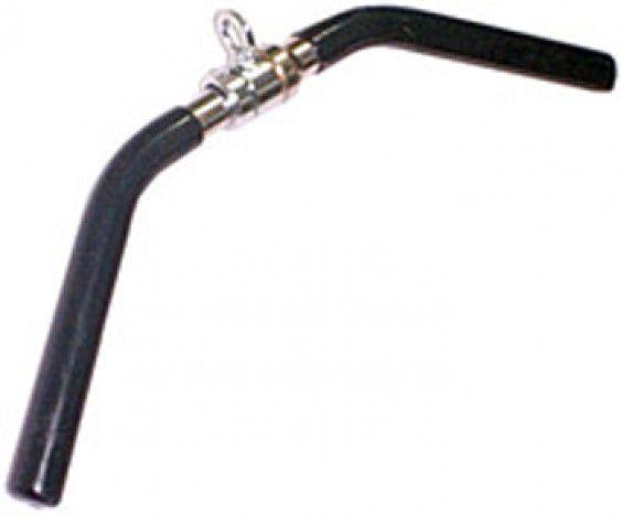 Barra puxador curvo giratório 50 cm