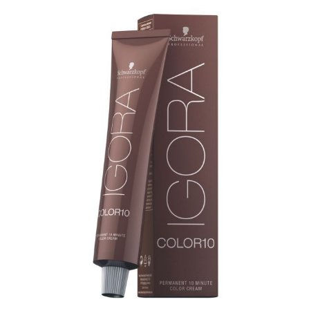 Coloração Igora Royal Color 10 6-0 Louro Escuro Natural 60ml Schwarzkopf
