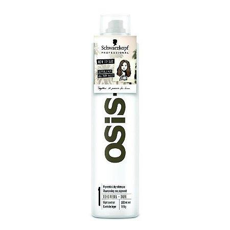 Osis+ BOHO REBEL DARK - Shampoo à Seco Castanho Escuro 300ml