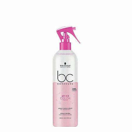 Condicionador Spray BC pH4.5 Color Freeze 400ml Schwarzkopf Professional