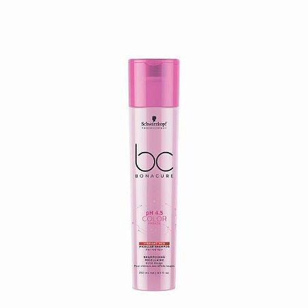 Shampoo Micellar Red BC pH4.5 Color Freeze 250ml Schwarzkopf Professional