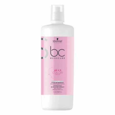 Shampoo Micellar Silver BC pH4.5 Color Freeze 1L Schwarzkopf Professional