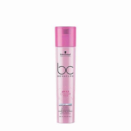 Shampoo Micellar Silver BC pH4.5 Color Freeze 250ml Schwarzkopf Professional