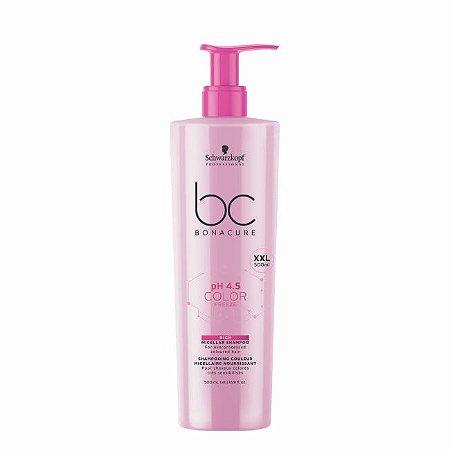 Shampoo Micellar Enriquecido BC pH4.5 Color Freeze 500ml Schwarzkopf Professional