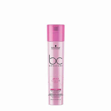 Shampoo Micellar Enriquecido BC pH4.5 Color Freeze 250ml Schwarzkopf Professional