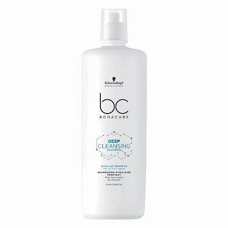 Shampoo Micellar BC Deep Cleasing 1L Schwarzkopf Professional