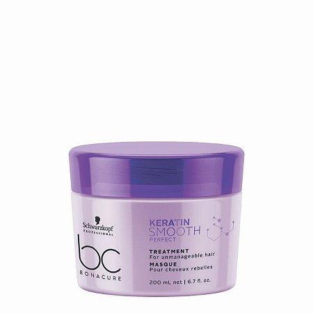 Tratamento BC Keratin Smooth Perfect 200ml Schwarzkopf Professional