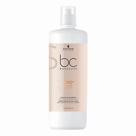 Shampoo Micellar BC Q10+ Time Restore 1L Schwarzkopf Professional