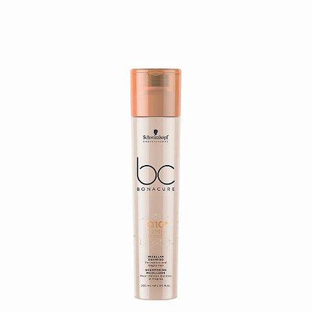 Shampoo Micellar BC Q10+ Time Restore 250ml Schwarzkopf Professional
