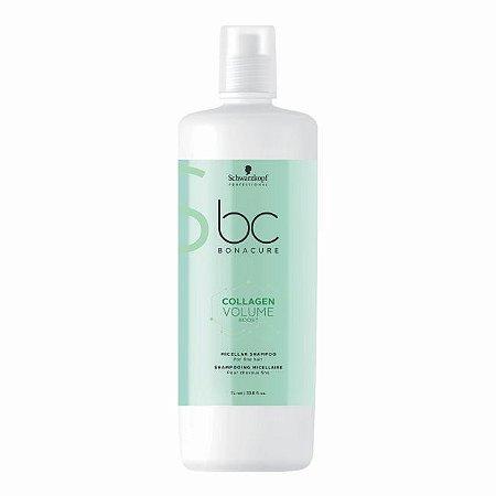 Shampoo Micellar BC Collagen Volume Boost  1L Schwarzkopf Professional