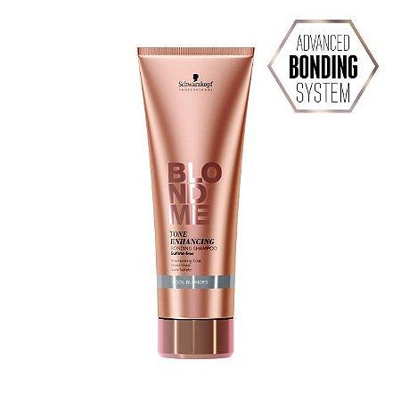Shampoo Louros Frios Blondme Schwarzkopf Professional 250ml